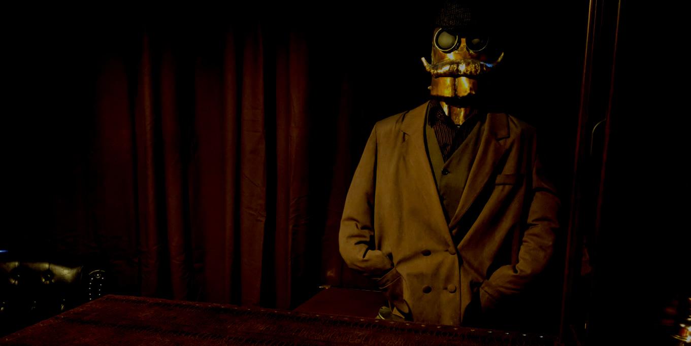 Tommy Automaton Vermilion Escape Room Southampton