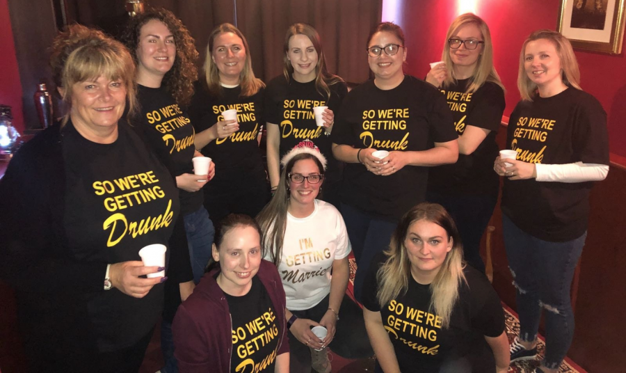 Hen Do in An Escape Room